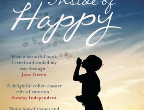Book review: Somewhere Inside of Happy
